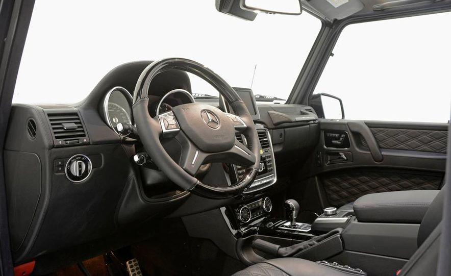 Brabus Widestar 6.1 convertible - Slide 19