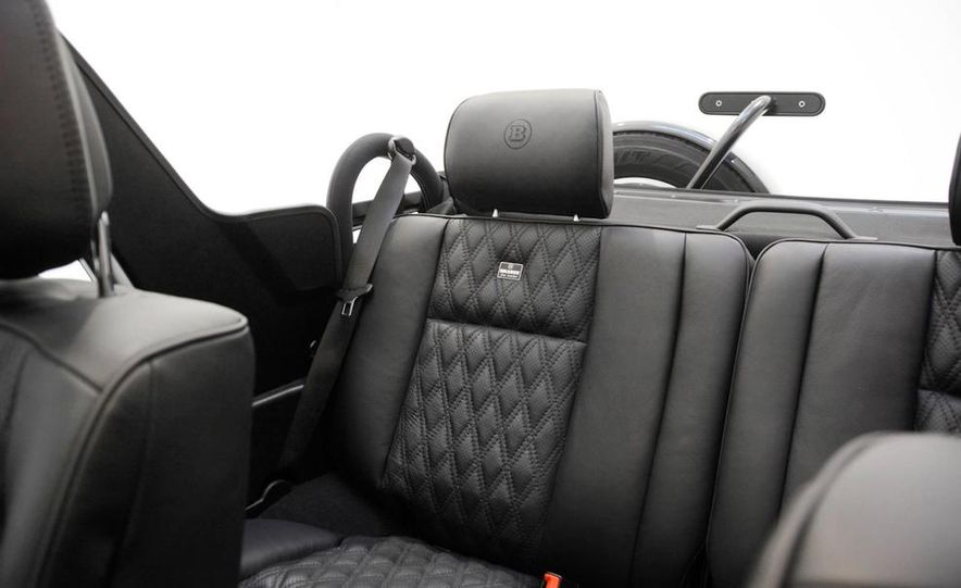 Brabus Widestar 6.1 convertible - Slide 21