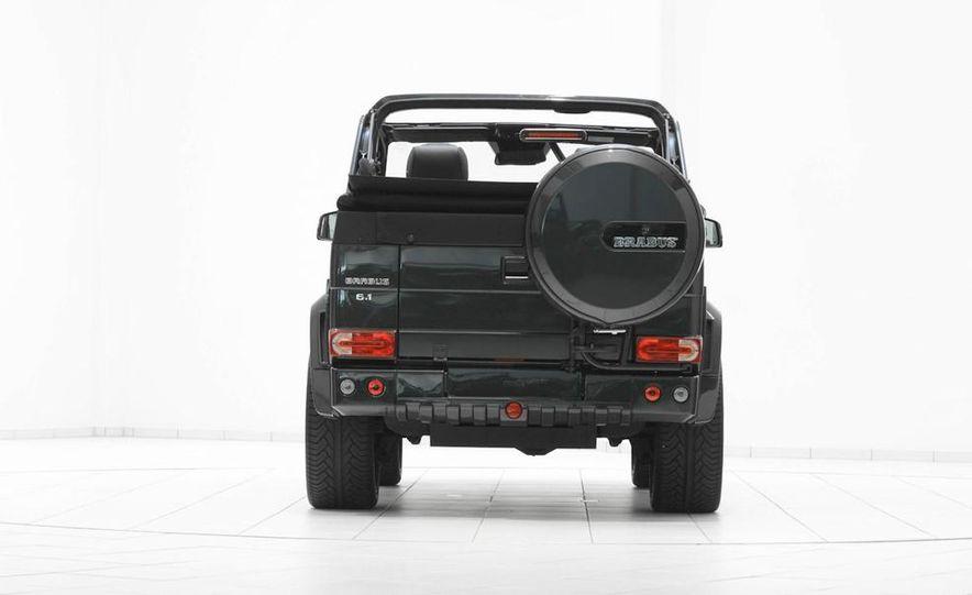 Brabus Widestar 6.1 convertible - Slide 8