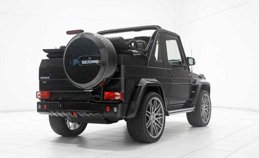 Brabus Widestar 6.1 convertible - Slide 9
