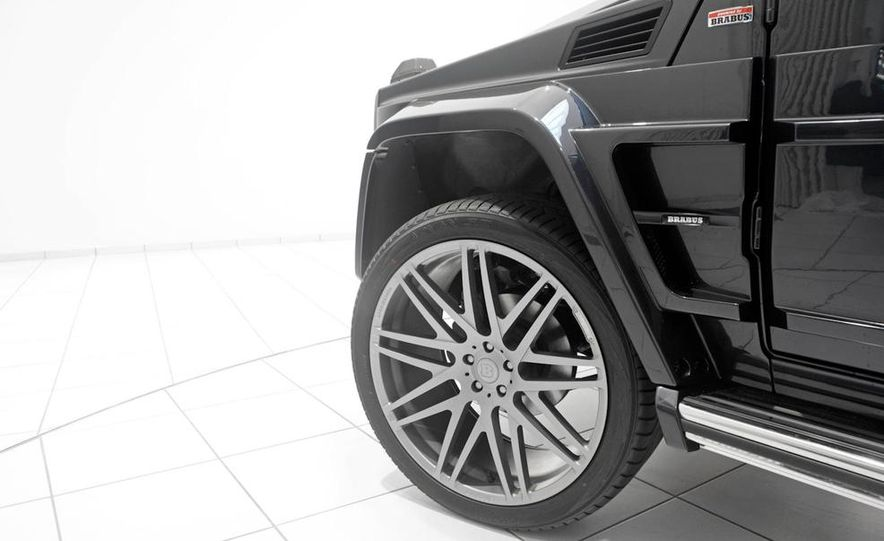 Brabus Widestar 6.1 convertible - Slide 11
