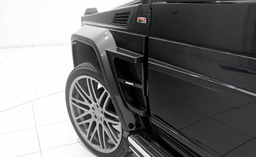Brabus Widestar 6.1 convertible - Slide 12