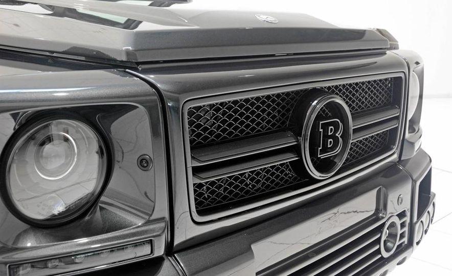 Brabus Widestar 6.1 convertible - Slide 13