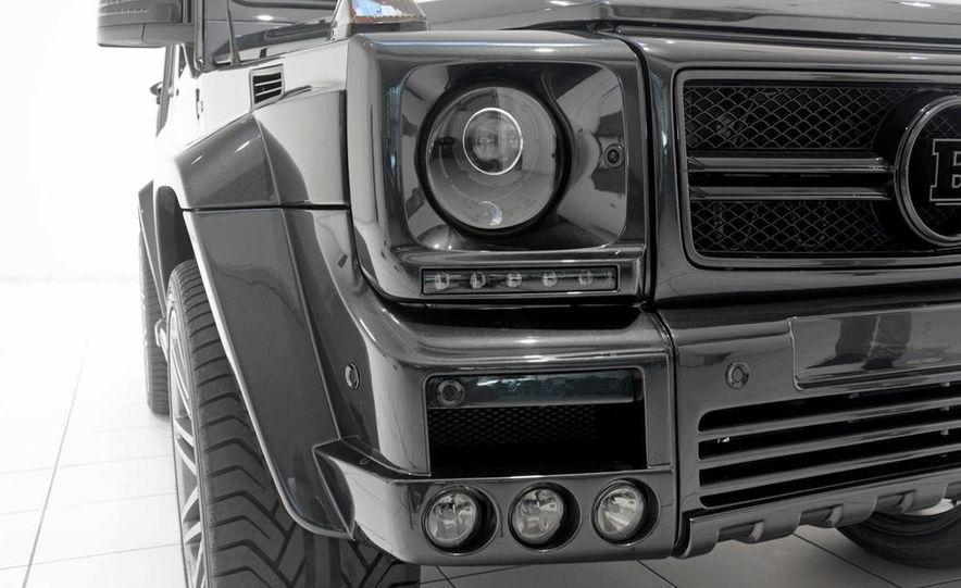 Brabus Widestar 6.1 convertible - Slide 14