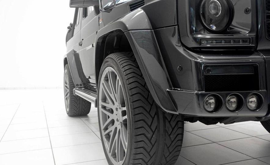 Brabus Widestar 6.1 convertible - Slide 15