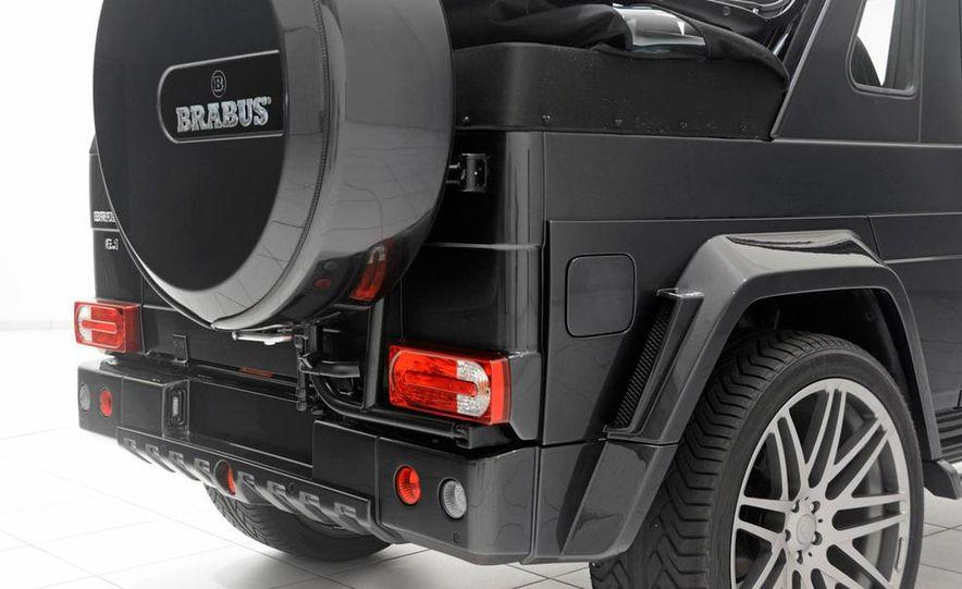 Brabus Widestar 6.1 convertible - Slide 16