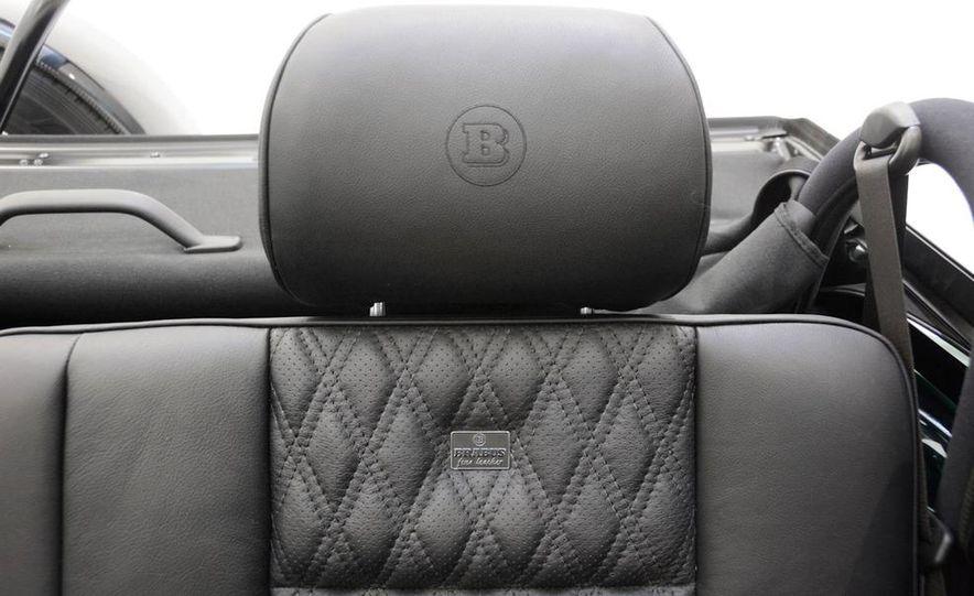 Brabus Widestar 6.1 convertible - Slide 25