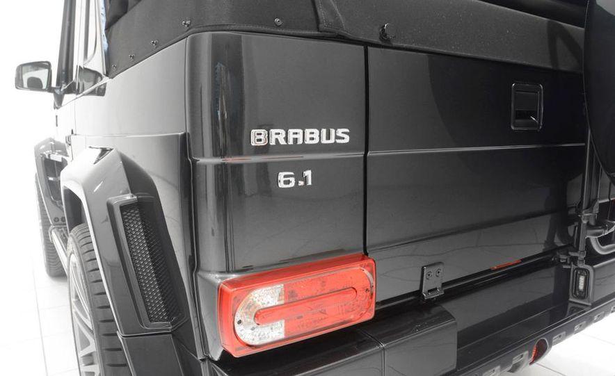 Brabus Widestar 6.1 convertible - Slide 17