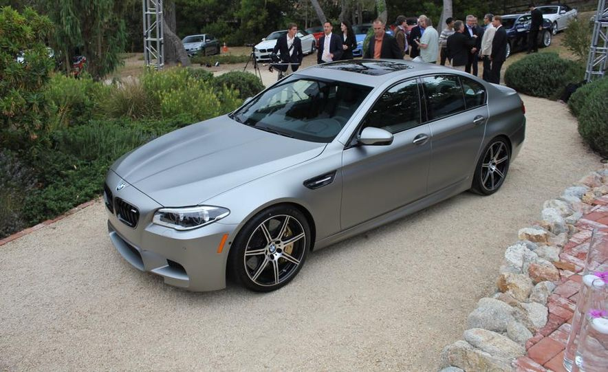 BMW M5 30th Anniversary Edition - Slide 1