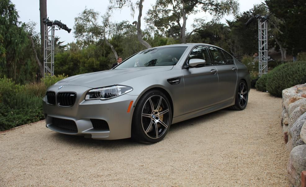 BMW M5 30th Anniversary Edition Pictures  Photo Gallery  Car and