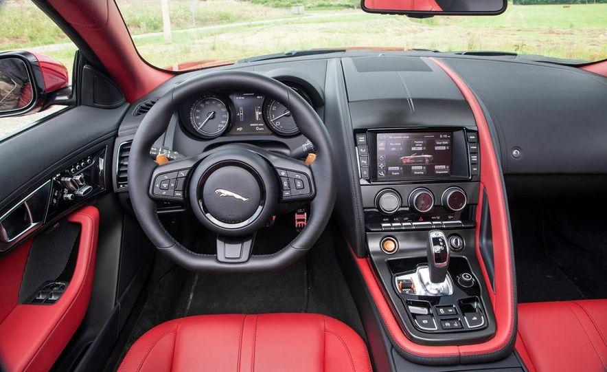 2014 Jaguar F-type V-8 S - Slide 8
