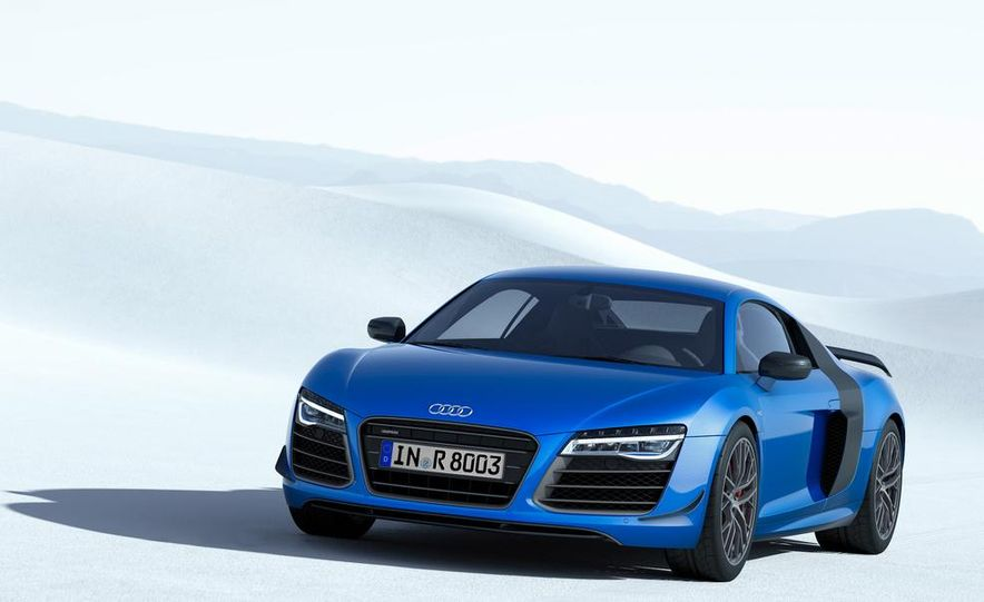 Audi R8 LMX - Slide 1