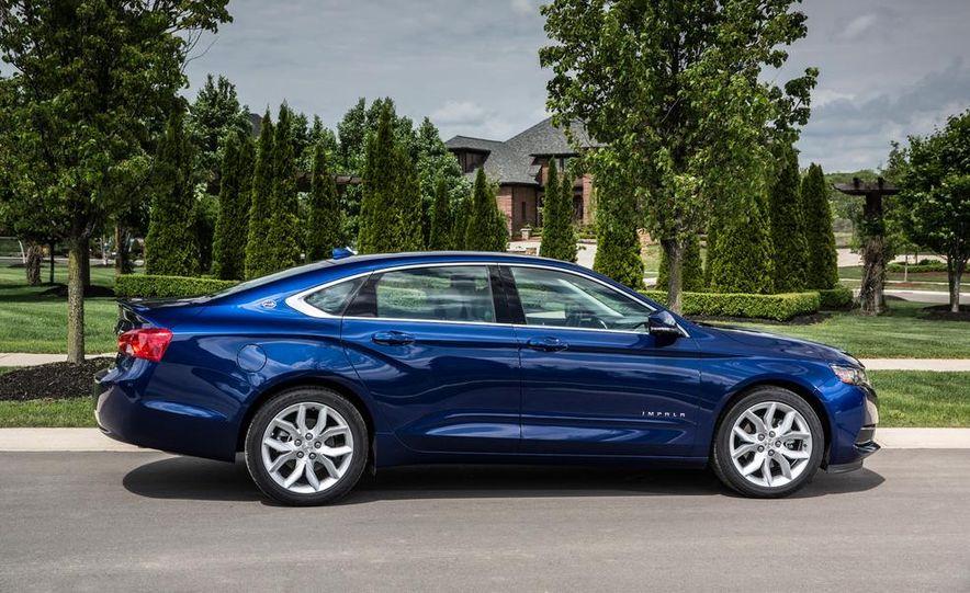 2014 Chevrolet Impala 2.5L iVLC - Slide 3