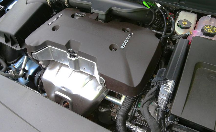 2014 Chevrolet Impala 2.5L iVLC - Slide 24