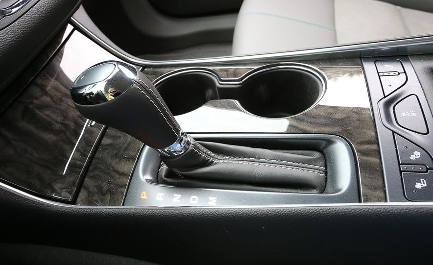 2014 Chevrolet Impala 2.5L iVLC - Slide 21