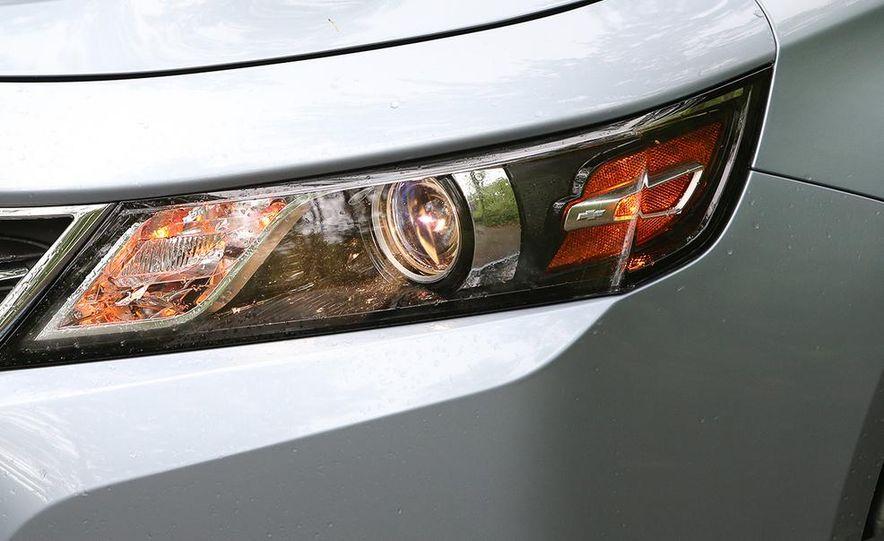 2014 Chevrolet Impala 2.5L iVLC - Slide 17