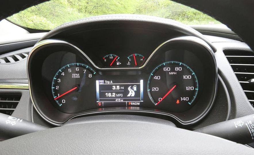 2014 Chevrolet Impala 2.5L iVLC - Slide 19