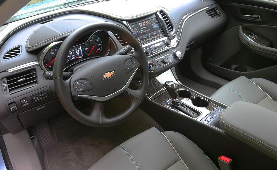 2014 Chevrolet Impala 2.5L iVLC - Slide 18