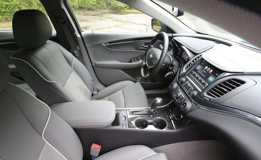 2014 Chevrolet Impala 2.5L iVLC - Slide 22