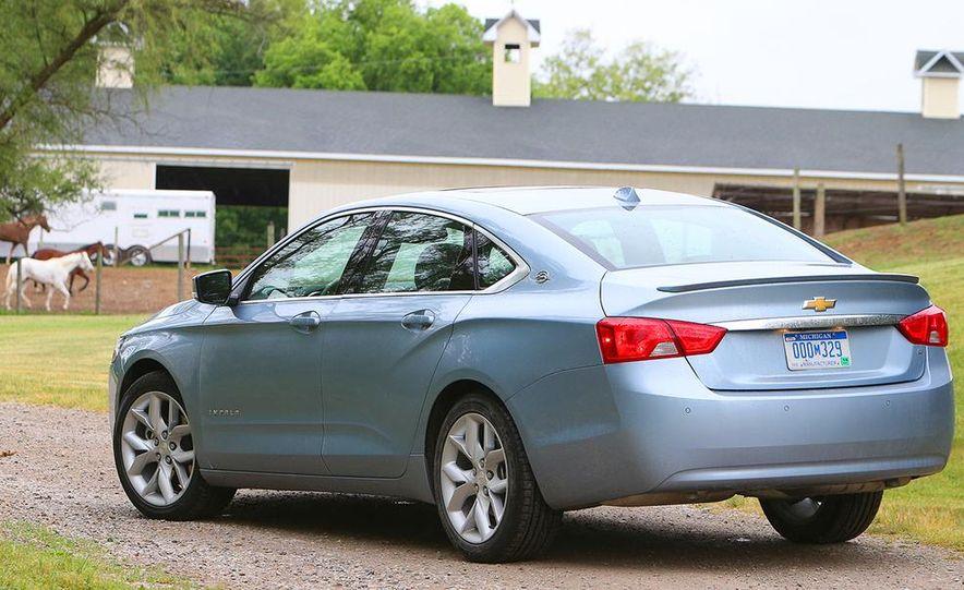2014 Chevrolet Impala 2.5L iVLC - Slide 10