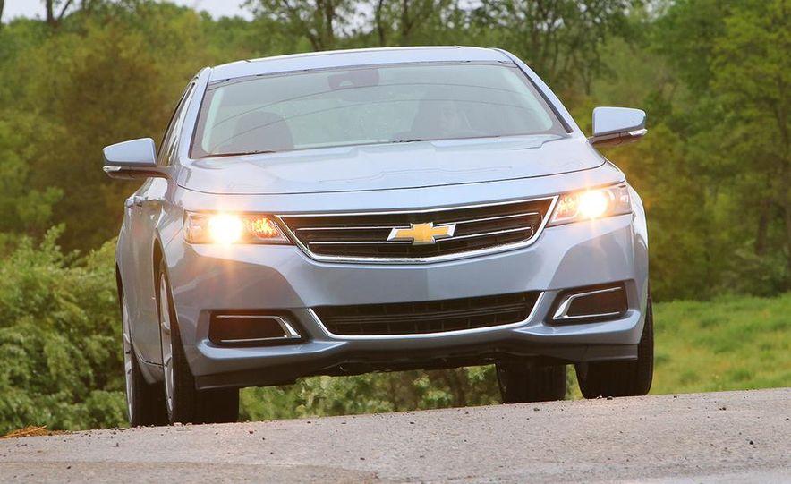 2014 Chevrolet Impala 2.5L iVLC - Slide 11