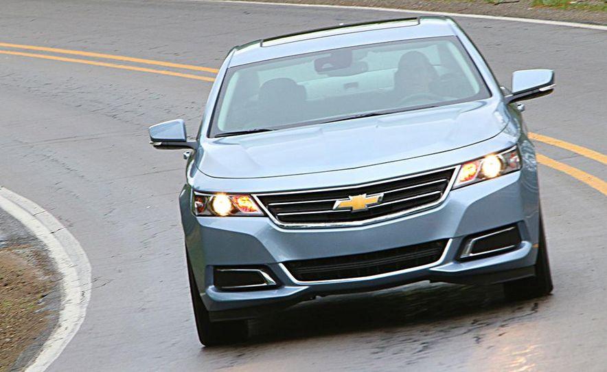 2014 Chevrolet Impala 2.5L iVLC - Slide 12