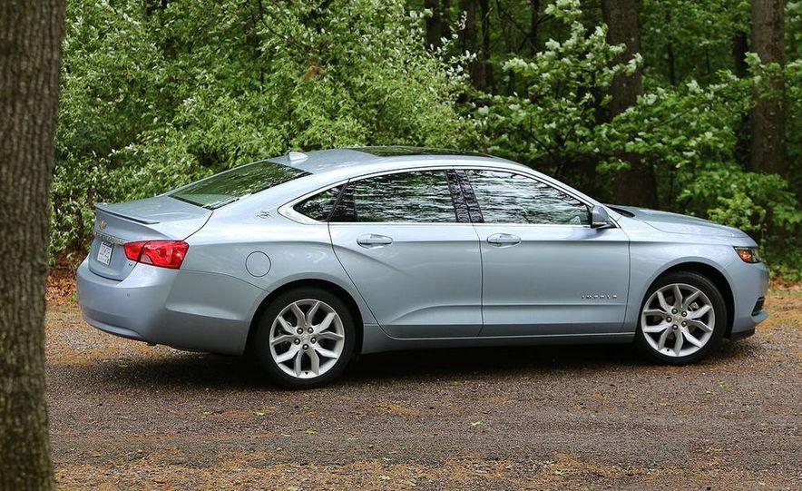 2014 Chevrolet Impala 2.5L iVLC - Slide 13