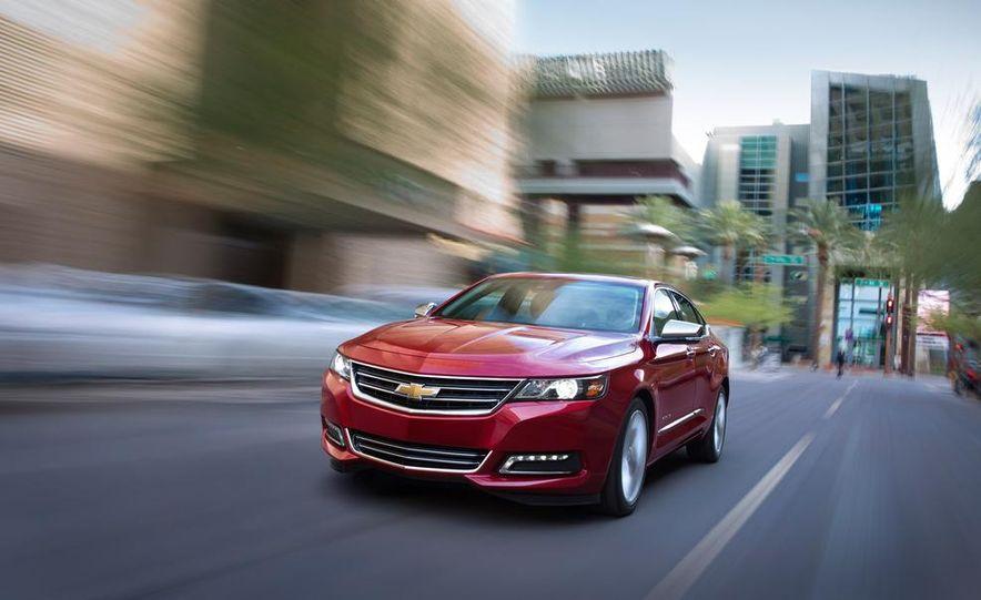 2014 Chevrolet Impala 2.5L iVLC - Slide 4