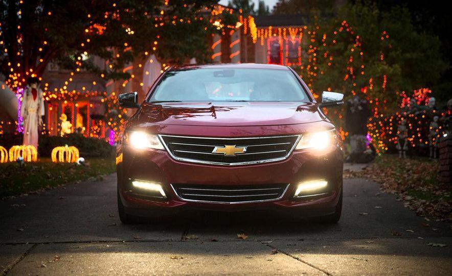 2014 Chevrolet Impala 2.5L iVLC - Slide 5