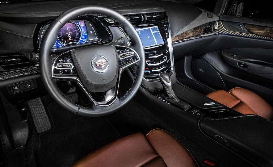 2014 Cadillac ELR - Slide 10