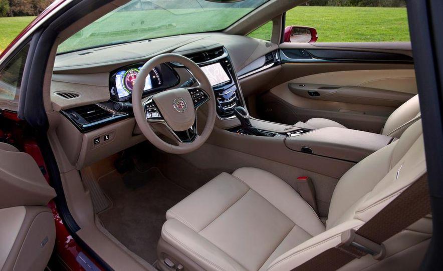2014 Cadillac ELR - Slide 34