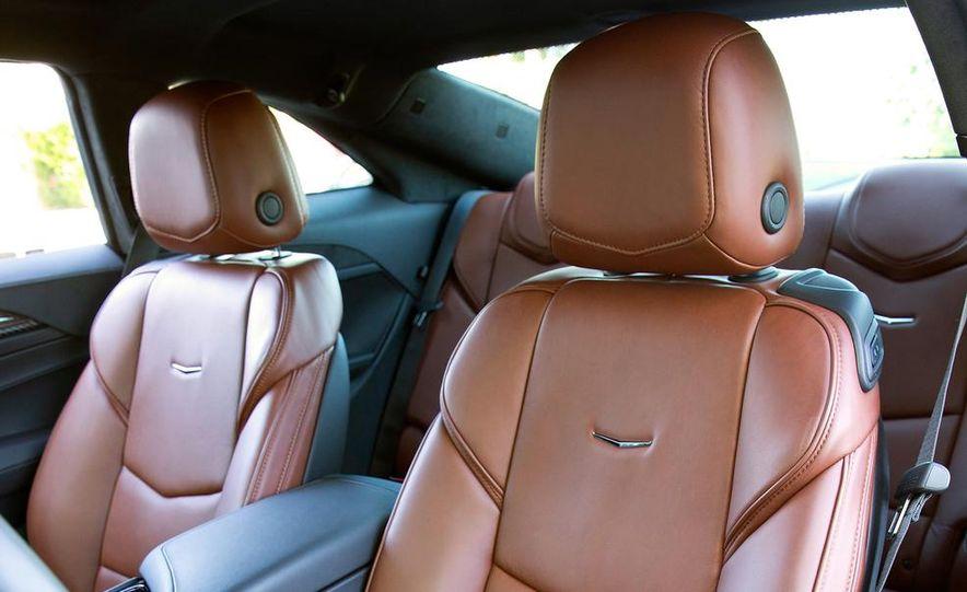 2014 Cadillac ELR - Slide 36