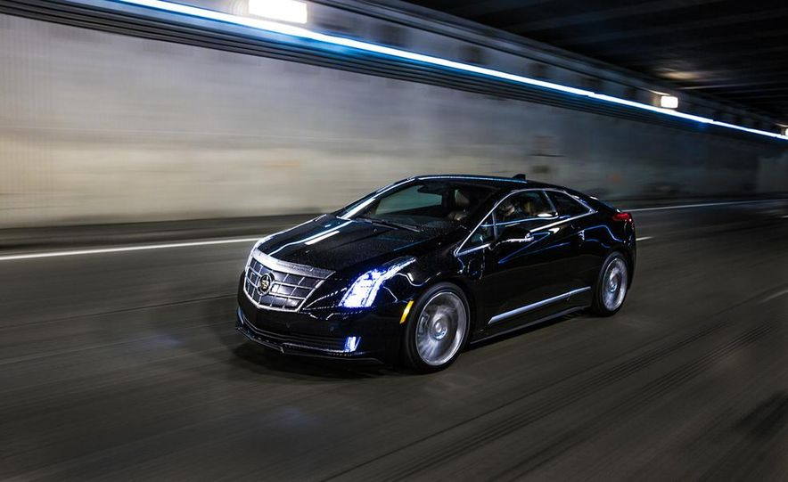 2014 Cadillac ELR - Slide 1