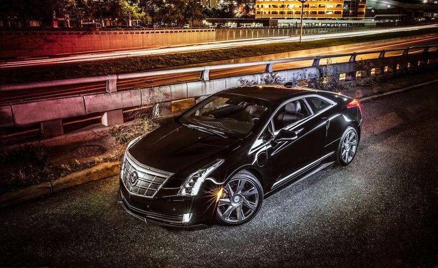 2014 Cadillac ELR - Slide 2