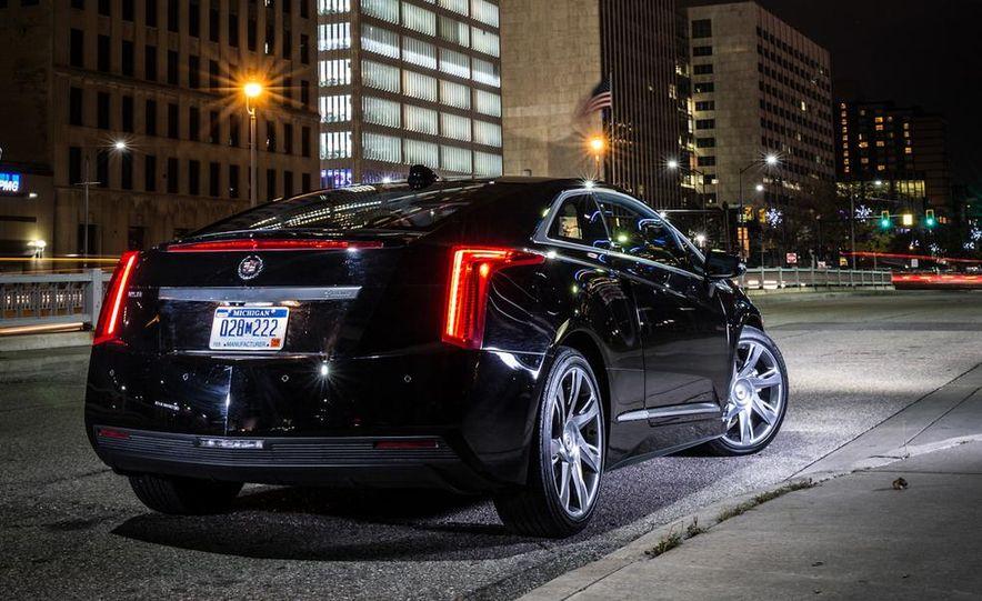 2014 Cadillac ELR - Slide 5