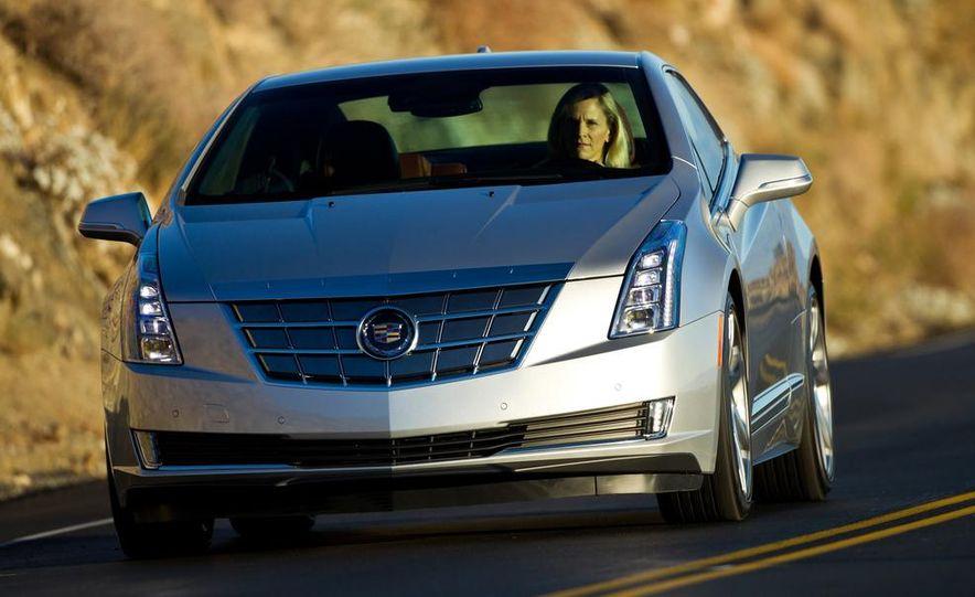 2014 Cadillac ELR - Slide 22