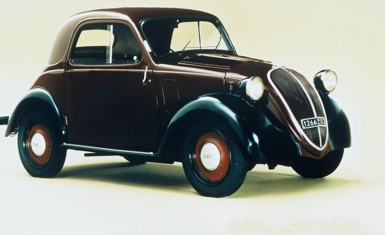 Fiat Topolino: The Original 500