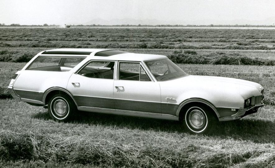 Oldsmobile Vista-Cruiser 455 - Slide 8