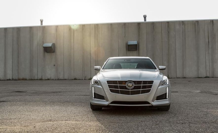 2014 Cadillac CTS 2.0T - Slide 8
