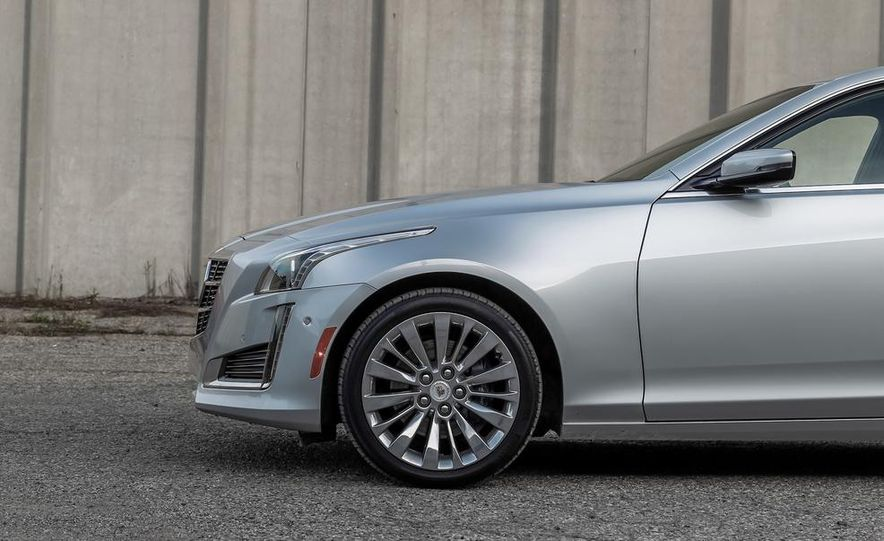 2014 Cadillac CTS 2.0T - Slide 13
