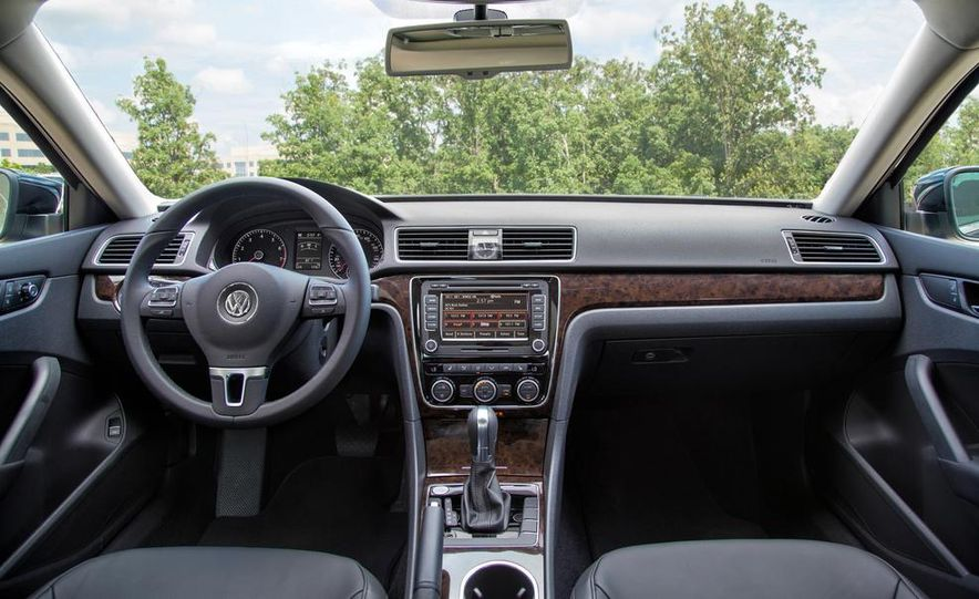 Volkswagen Passat B8 (artist's rendering) - Slide 28