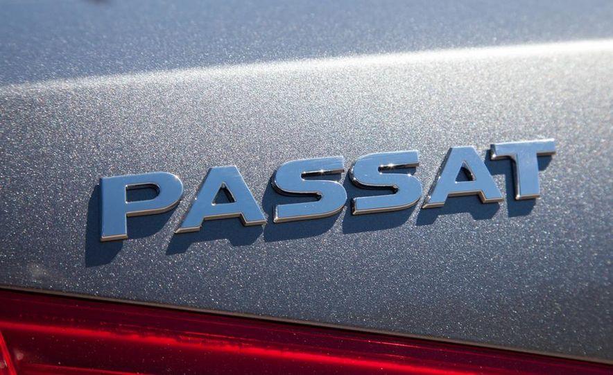 Volkswagen Passat B8 (artist's rendering) - Slide 21