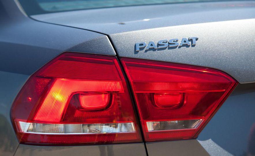 Volkswagen Passat B8 (artist's rendering) - Slide 19