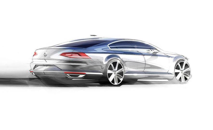 Volkswagen Passat B8 (artist's rendering) - Slide 3