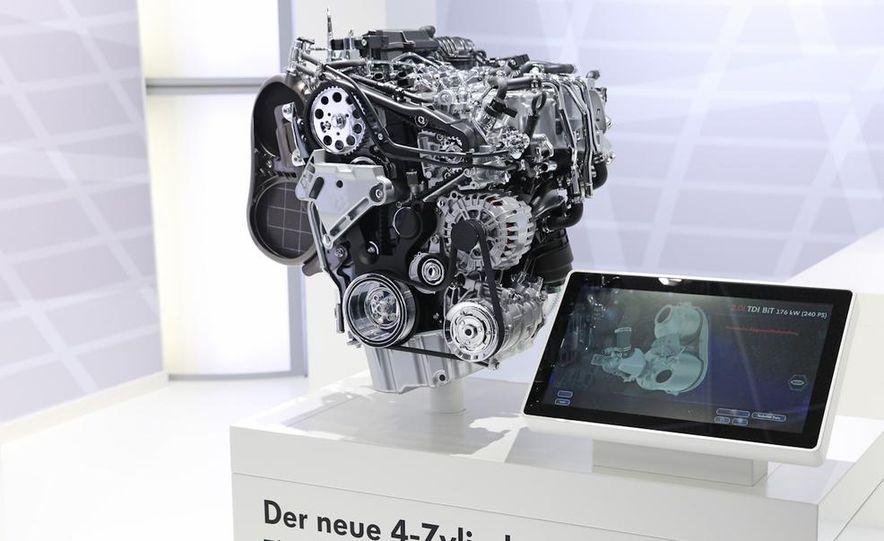 Volkswagen Passat B8 (artist's rendering) - Slide 7