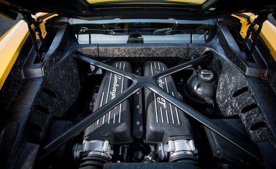 2015 Lamborghini Huracán LP610-4 - Slide 74
