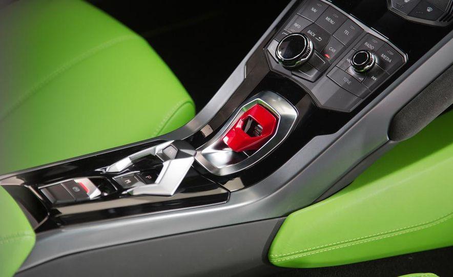 2015 Lamborghini Huracán LP610-4 - Slide 42
