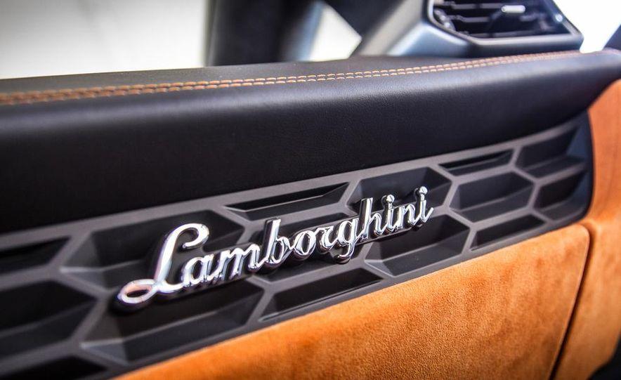 2015 Lamborghini Huracán LP610-4 - Slide 62