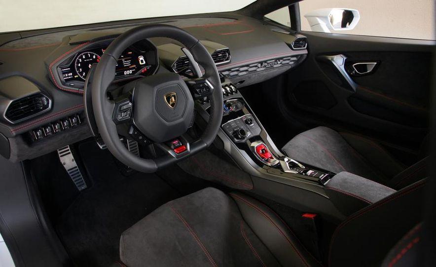 2015 Lamborghini Huracán LP610-4 - Slide 20