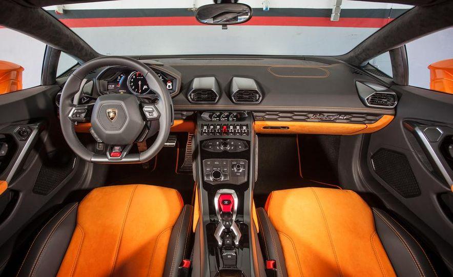 2015 Lamborghini Huracán LP610-4 - Slide 58
